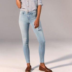 Low Rise Jean Leggings
